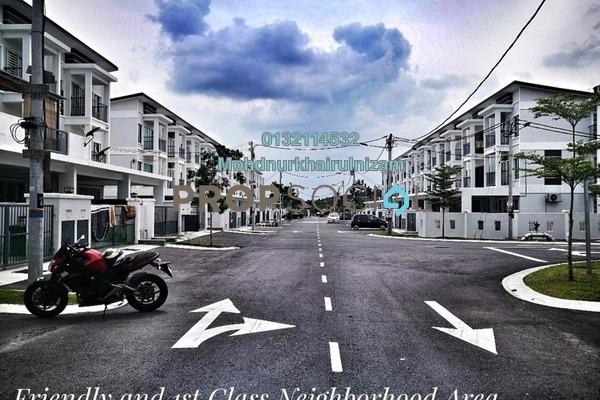 For Sale Terrace at Taman Aman Permai, Kajang Freehold Unfurnished 5R/5B 850k