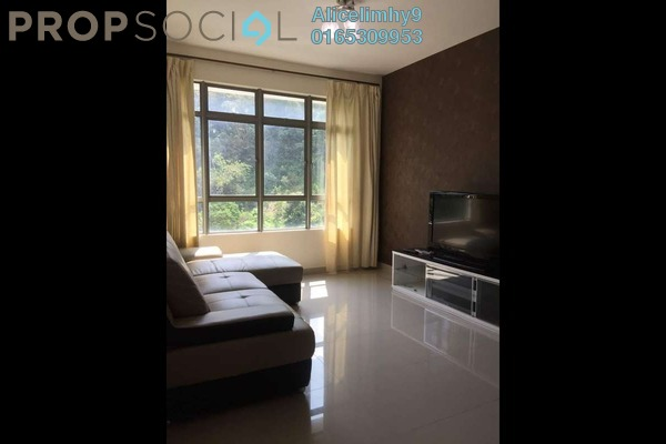 For Rent Condominium at All Seasons Park, Farlim Freehold Fully Furnished 3R/2B 1.4k