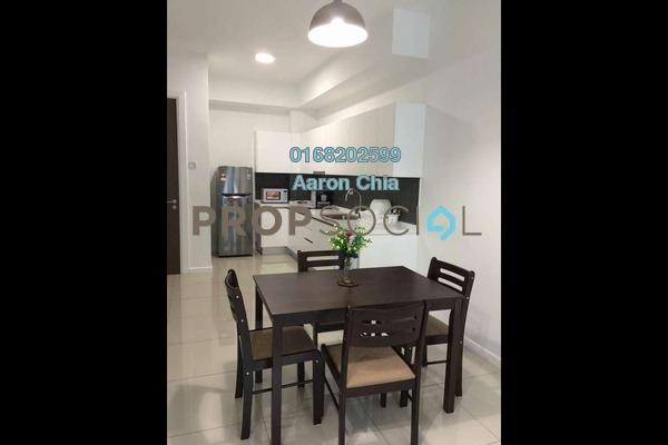 For Rent Condominium at Urbana Residences @ Ara Damansara, Ara Damansara Freehold Fully Furnished 2R/2B 2.2k