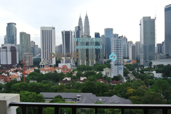 For Rent Condominium at D-Villa Residence, Ampang Hilir Freehold Fully Furnished 2R/2B 2.7k