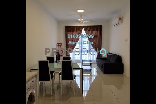 For Rent Condominium at Urbana Residences @ Ara Damansara, Ara Damansara Freehold Fully Furnished 2R/2B 2.3k