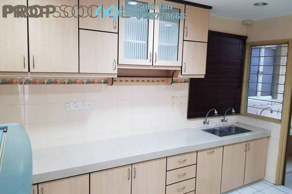 For Rent Apartment at Menara Menjalara, Bandar Menjalara Freehold Fully Furnished 3R/2B 2k