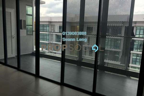 For Rent Condominium at Verde, Ara Damansara Freehold Semi Furnished 3R/2B 2.55k