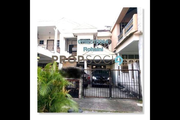 For Sale Terrace at Taman Bandar Baru Selayang Fasa 2A, Batu Caves Leasehold Unfurnished 5R/2B 650k
