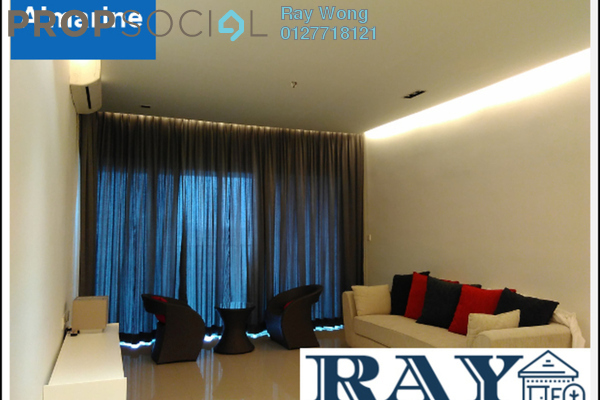 For Sale Condominium at A'Marine, Bandar Sunway Freehold Fully Furnished 3R/0B 1.05m