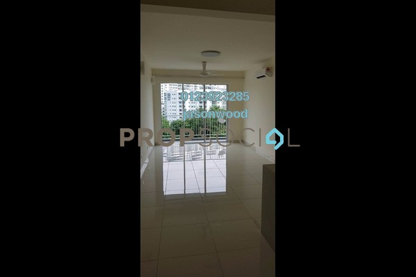 For Rent Condominium at 28 Dutamas, Dutamas Freehold Semi Furnished 3R/2B 2.5千