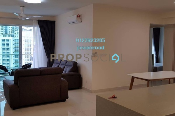 For Rent Condominium at 28 Dutamas, Dutamas Freehold Fully Furnished 3R/2B 3k