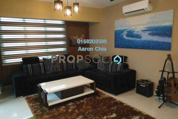 For Rent Serviced Residence at Maisson, Ara Damansara Freehold Fully Furnished 3R/2B 3.3k