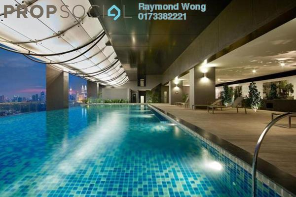 For Rent Serviced Residence at M City, Ampang Hilir Freehold Fully Furnished 1R/1B 1.9k