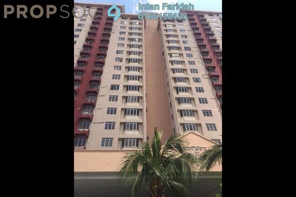 For Sale Condominium at Kelana Puteri, Kelana Jaya Freehold Unfurnished 3R/2B 430k