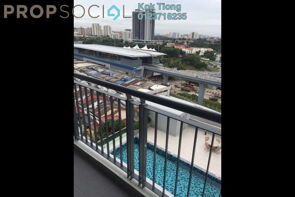For Sale Condominium at Vila Vista, Cheras Freehold Fully Furnished 5R/5B 1.09m