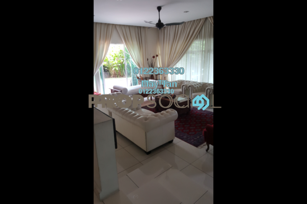 For Sale Bungalow at USJ Heights, UEP Subang Jaya Freehold Semi Furnished 6R/6B 3m