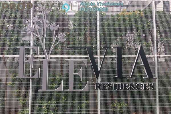 For Rent Condominium at Elevia Residences, Bandar Puchong Utama Freehold Fully Furnished 3R/2B 1.5k