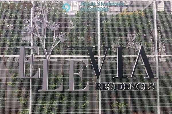 For Rent Condominium at Elevia Residences, Bandar Puchong Utama Freehold Fully Furnished 3R/2B 1.5k