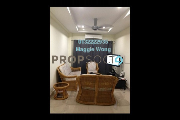For Rent Condominium at Park 51 Residency, Petaling Jaya Freehold Fully Furnished 3R/2B 2k