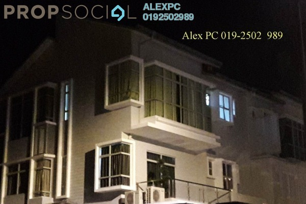 For Rent Semi-Detached at Areca Green, Setia Tropika Freehold Fully Furnished 6R/6B 5k