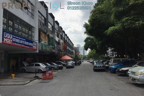 For Sale Shop at The Trillium, Sungai Besi Freehold Unfurnished 0R/0B 3.8m