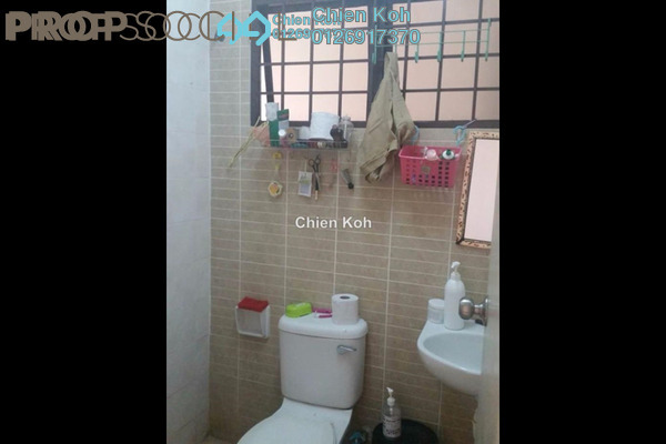 For Sale Terrace at Puteri 6, Bandar Puteri Puchong Freehold Semi Furnished 4R/3B 900k