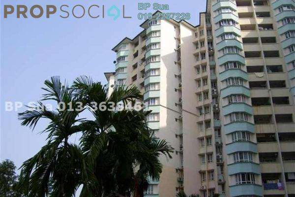 For Sale Condominium at Seri Puri, Kepong Freehold Unfurnished 3R/2B 440k
