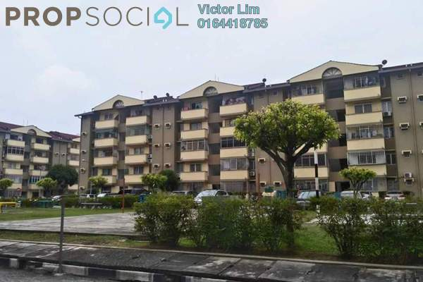 For Sale Condominium at Goodyear Court 1, UEP Subang Jaya Freehold Semi Furnished 3R/2B 400k