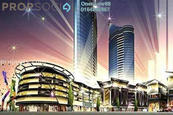 For Sale Apartment at 1-World, Bayan Baru Freehold Semi Furnished 3R/2B 565k