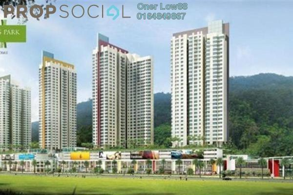 For Sale Condominium at All Seasons Park, Farlim Freehold Fully Furnished 3R/2B 530k