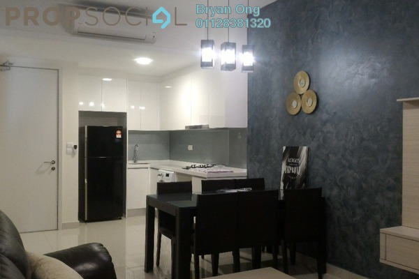 For Rent Condominium at Tropicana Metropark, Subang Jaya Freehold Fully Furnished 1R/1B 1.7k