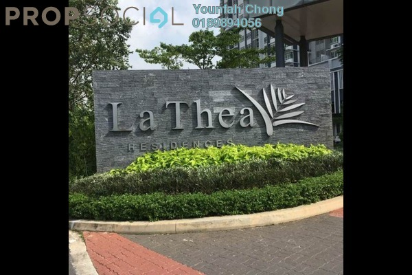 For Rent Condominium at La Thea Residences, 16 Sierra Freehold Fully Furnished 3R/2B 1.8k