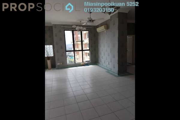 For Rent Condominium at Gurney Heights, Keramat Freehold Semi Furnished 5R/5B 4k