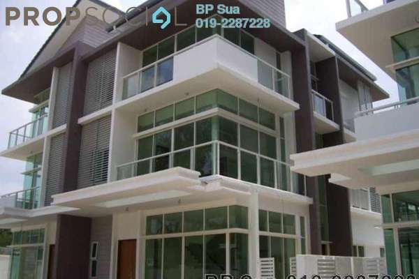 For Sale Semi-Detached at Palm Reserve, Damansara Jaya Leasehold Unfurnished 5R/7B 2.3百万