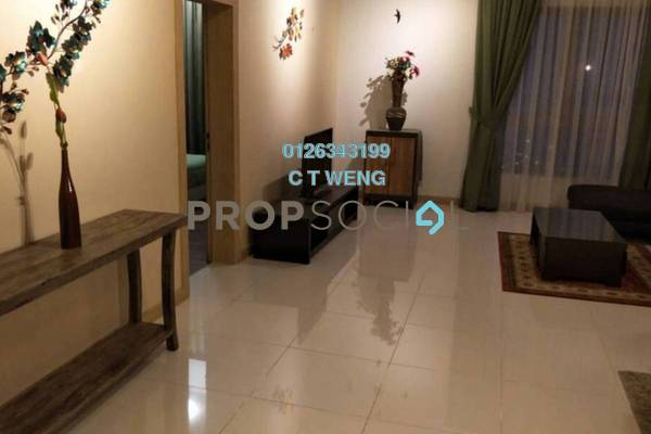 For Rent Condominium at Sixceylon, Bukit Ceylon Freehold Fully Furnished 2R/2B 4.4k
