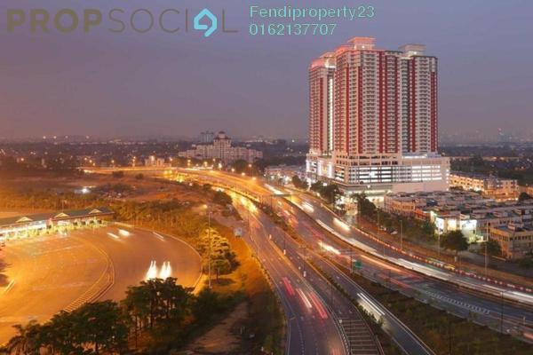 For Rent Condominium at Main Place Residence, UEP Subang Jaya Freehold Semi Furnished 3R/2B 1.3k