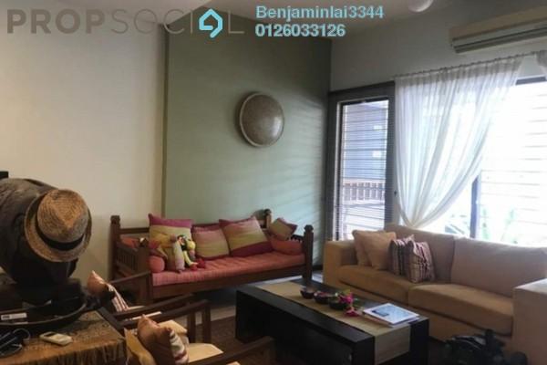For Sale Terrace at Sunway SPK Damansara, Kepong Freehold Semi Furnished 5R/5B 1.8m