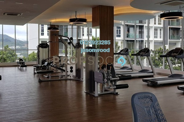 For Rent Condominium at Green Residence, Cheras South Freehold Semi Furnished 3R/3B 1.5k