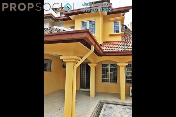 For Rent Terrace at USJ 9, UEP Subang Jaya Freehold Unfurnished 3R/3B 1.7k