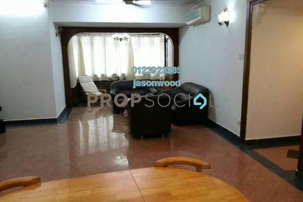 For Rent Condominium at Angkasa Impian 1, Bukit Ceylon Freehold Fully Furnished 3R/3B 3k