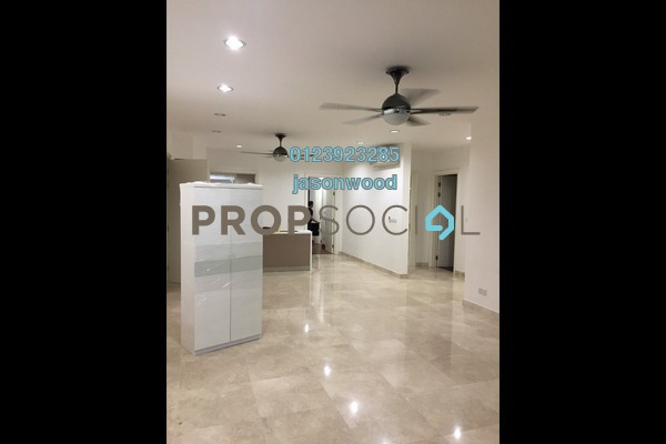 For Rent Condominium at Sastra U-Thant, Ampang Hilir Freehold Semi Furnished 4R/4B 6.5k