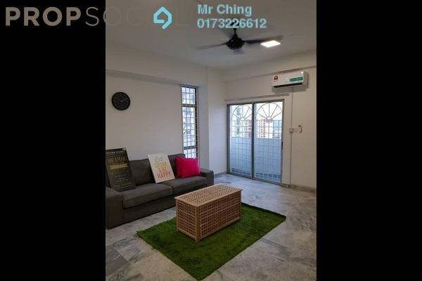 For Rent Condominium at Ridzuan Condominium, Bandar Sunway Freehold Fully Furnished 3R/2B 1.6k