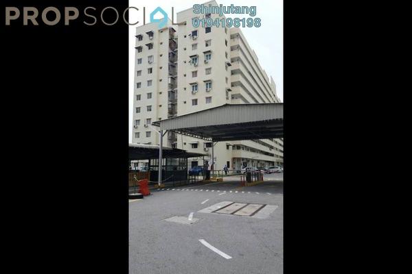 For Sale Apartment at Desa Putra, Bayan Indah Leasehold Unfurnished 3R/2B 239k