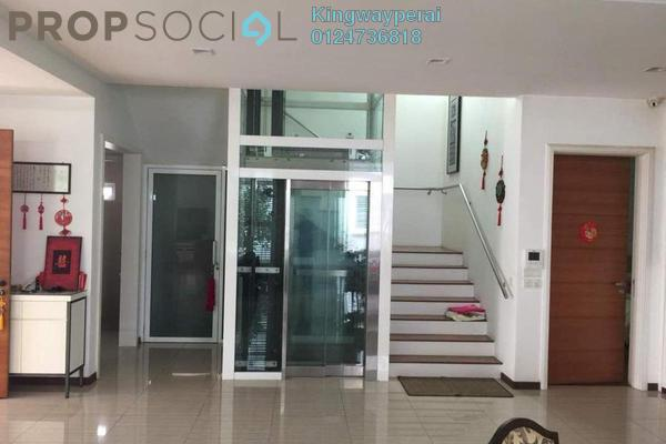 For Sale Bungalow at Minden Heights, Gelugor Freehold Semi Furnished 6R/6B 3.15m