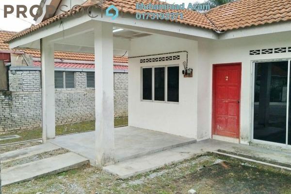For Sale Terrace at Kampung Lombong, Shah Alam Freehold Unfurnished 3R/2B 375k