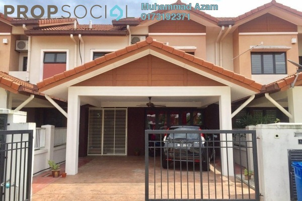 For Sale Terrace at Section U9, Shah Alam Freehold Semi Furnished 4R/4B 700k