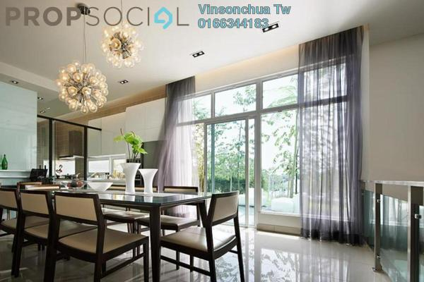 For Sale Semi-Detached at Clover @ Garden Residence, Cyberjaya Freehold Unfurnished 5R/5B 1.89m