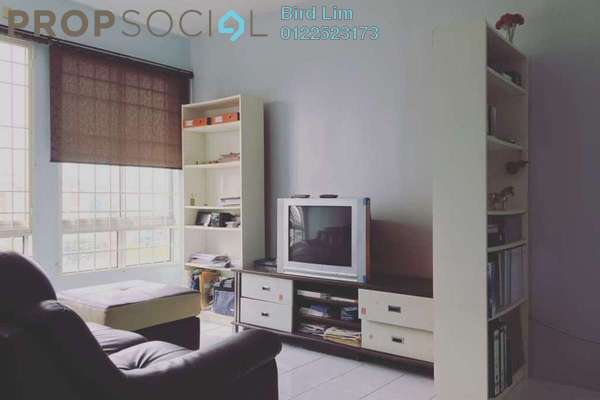 For Sale Condominium at Vista Impiana Apartment, Seri Kembangan Freehold Fully Furnished 3R/2B 248k