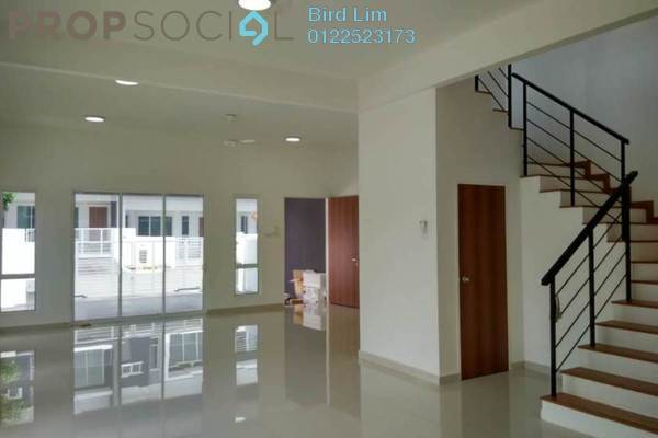 For Rent Terrace at Ridgeview Residences, Kajang Freehold Semi Furnished 5R/3B 2.08k