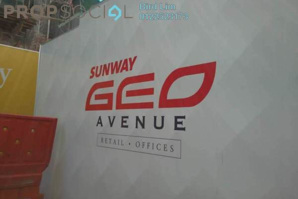 For Rent Office at Sunway GEO Residences, Bandar Sunway Freehold Unfurnished 0R/1B 2.1k
