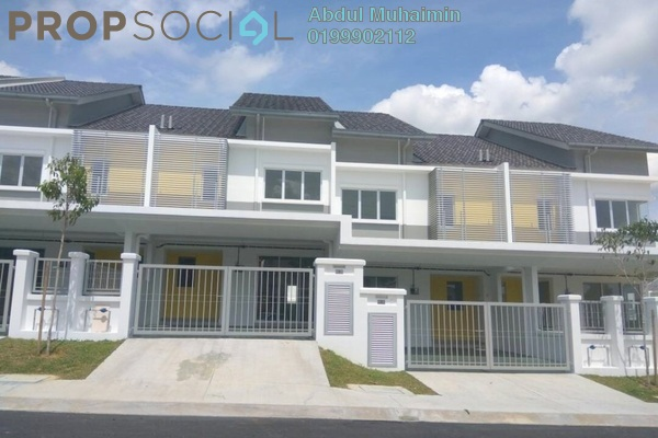For Sale Terrace at Greenwoods @ Salak Perdana, Sepang Freehold Unfurnished 4R/3B 399k