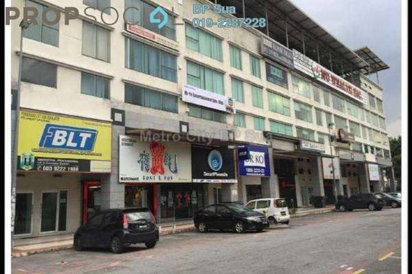 For Sale Shop at Fraser Business Park, Sungai Besi Freehold Unfurnished 0R/0B 6.0百万