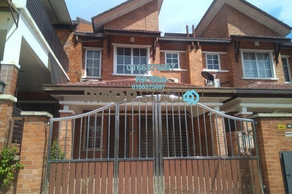 For Rent Link at SL7, Bandar Sungai Long Freehold Semi Furnished 4R/3B 1.4k