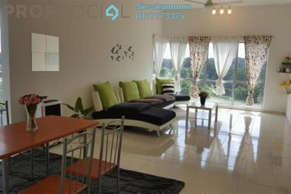 For Rent Serviced Residence at I Residence, Kota Damansara Freehold Fully Furnished 3R/2B 2.5k